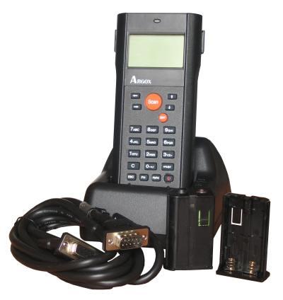 Andmekogumisterminal Argox PT-12 kasutatud